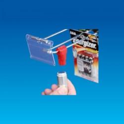 Dispositivo anti-roubo para gancho simples