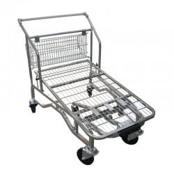 Carro de compras para Cash - 400kg