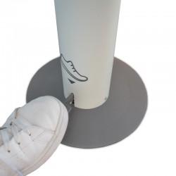 Dispensador de Álcool-gel com Pedal