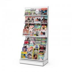 Estante de Revistas