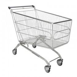 Carrinhos de Compras de Arame sem porta-bebé - 240L