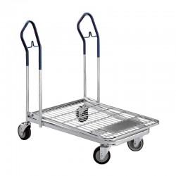 Carro de compras transporte carga - 250kg