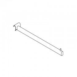 Gancho horizontal para tubo oval