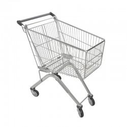 Carrinhos de Compras de Arame sem porta-bebé - 100L