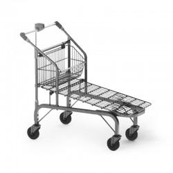 Carro de compras para Cash - 300kg