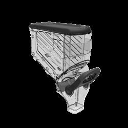 Dispensador para vendas a granel com alavanca - 8L