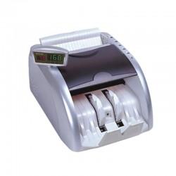 Máquina para contar e identificar notas falsas