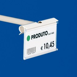 Etiqueta Porta-Preço para Ganchos