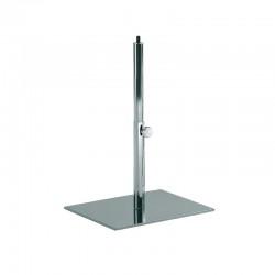 Base rectangular para busto