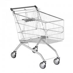 Carrinhos de Compras de Arame com porta-bebé - 210L