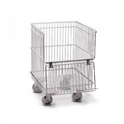 Contentor de arame para lojas - 600kg