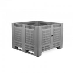 Contentor palete rebatível  de plástico - 915L 2T
