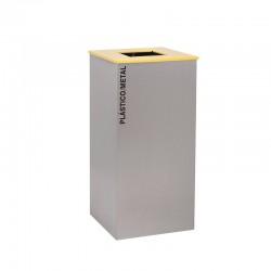 Ecoponto contentor individual - 90L