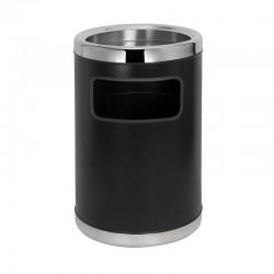 Papeleira com Cinzeiro caixa areia - 95L+7,5L