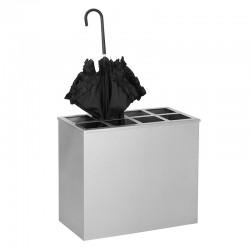 Porta guarda-chuvas com 8 alvéolos