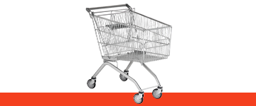 Carros de compras de Arame