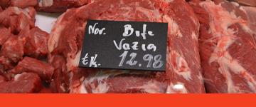 Preçários Peixe/Carne